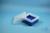 EPPi® Box 80 / 9x9 Fächer, blau, Höhe 80 mm fix, ohne Codierung, PP. EPPi®...