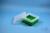 EPPi® Box 80 / 9x9 Fächer, grün, Höhe 80 mm fix, ohne Codierung, PP. EPPi®...