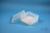 EPPi® Box 80 / 9x9 Fächer, transparent, Höhe 80 mm fix, ohne Codierung, PP....