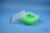 EPPi® Box 80 / 9x9 Fächer, neon-grün, Höhe 80 mm fix, ohne Codierung, PP....