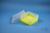 EPPi® Box 80 / 9x9 Fächer, neon-gelb, Höhe 80 mm fix, ohne Codierung, PP....