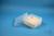 EPPi® Box 80 / 9x9 Fächer, weiss, Höhe 80 mm fix, ohne Codierung, PP. EPPi®...