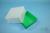 EPPi® Box 95 / 1x1 ohne Facheinteilung, grün, Höhe 95 mm fix, ohne Codierung,...