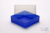 EPPi® Box 95 / 1x1 ohne Facheinteilung, neon-blau, Höhe 95 mm fix, ohne...
