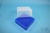EPPi® Box 95 / 9x9 Fächer, neon-blau, Höhe 95 mm fix, ohne Codierung, PP....