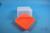 EPPi® Box 95 / 9x9 Fächer, neon-orange, Höhe 95 mm fix, ohne Codierung, PP....