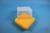EPPi® Box 95 / 9x9 Fächer, gelb, Höhe 95 mm fix, ohne Codierung, PP. EPPi®...