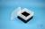 EPPi® Box 96 / 1x1 ohne Facheinteilung, schwarz, Höhe 96-106 mm variabel,...
