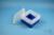 EPPi® Box 96 / 1x1 ohne Facheinteilung, blau, Höhe 96-106 mm variabel, ohne...