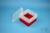 EPPi® Box 96 / 1x1 ohne Facheinteilung, rot, Höhe 96-106 mm variabel, ohne...