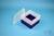 EPPi® Box 96 / 1x1 ohne Facheinteilung, violett, Höhe 96-106 mm variabel,...