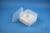 EPPi® Box 96 / 1x1 ohne Facheinteilung, weiss, Höhe 96-106 mm variabel, ohne...
