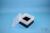 EPPi® Box 96 / 7x7 Fächer, schwarz, Höhe 96-106 mm variabel, ohne Codierung,...