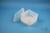 EPPi® Box 96 / 7x7 Fächer, transparent, Höhe 96-106 mm variabel, ohne...