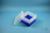 EPPi® Box 96 / 7x7 Fächer, neon-blau, Höhe 96-106 mm variabel, ohne...