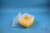 EPPi® Box 96 / 7x7 Fächer, gelb, Höhe 96-106 mm variabel, ohne Codierung, PP....