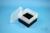 EPPi® Box 96 / 9x9 Fächer, schwarz, Höhe 96-106 mm variabel, ohne Codierung,...