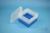 EPPi® Box 96 / 9x9 Fächer, blau, Höhe 96-106 mm variabel, ohne Codierung, PP....