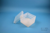 EPPi® Box 96 / 9x9 Fächer, transparent, Höhe 96-106 mm variabel, ohne...