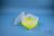 EPPi® Box 96 / 9x9 Fächer, neon-gelb, Höhe 96-106 mm variabel, ohne...