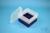 EPPi® Box 96 / 9x9 Fächer, violett, Höhe 96-106 mm variabel, ohne Codierung,...