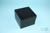 EPPi® Box 96 / 10 Löcher, black/black, Höhe 96-106 mm variabel, ohne...