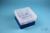 EPPi® Box 96 / 10 Löcher, blau, Höhe 96-106 mm variabel, ohne Codierung, PP....