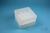 EPPi® Box 96 / 10 Löcher, weiss, Höhe 96-106 mm variabel, ohne Codierung, PP....