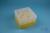 EPPi® Box 96 / 10 Löcher, gelb, Höhe 96-106 mm variabel, ohne Codierung, PP....