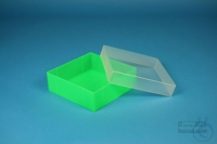 EPPi® MAX 50 / 1x1 without divider, neon-green, height 52 mm fix, without ID...
