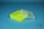 EPPi® MAX 50 / 1x1 ohne Facheinteilung, neon-gelb, Höhe 52 mm fix, ohne...