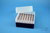 EPPi® Box 102 / 7x7 Löcher, violett, Höhe 102 mm fix, alpha-num. Codierung,...