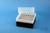 EPPi® Box 102 / 8x8 Löcher, schwarz, Höhe 102 mm fix, alpha-num. Codierung,...