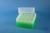 EPPi® Box 102 / 8x8 Löcher, neon-grün, Höhe 102 mm fix, alpha-num. Codierung,...