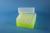 EPPi® Box 102 / 8x8 Löcher, neon-gelb, Höhe 102 mm fix, alpha-num. Codierung,...