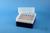 EPPi® Box 102 / 8x8 Löcher, violett, Höhe 102 mm fix, alpha-num. Codierung,...