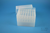 EPPi® Box 105 / 7x7 Löcher, transparent, Höhe 105 mm fix, alpha-num....