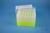 EPPi® Box 105 / 7x7 Löcher, neon-gelb, Höhe 105 mm fix, alpha-num. Codierung,...