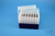 EPPi® Box 105 / 7x7 Löcher, violett, Höhe 105 mm fix, alpha-num. Codierung,...