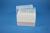 EPPi® Box 105 / 7x7 Löcher, weiss, Höhe 105 mm fix, alpha-num. Codierung, PP....