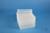 EPPi® Box 105 / 8x8 Löcher, transparent, Höhe 105 mm fix, alpha-num....