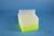 EPPi® Box 105 / 8x8 Löcher, neon-gelb, Höhe 105 mm fix, alpha-num. Codierung,...