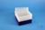 EPPi® Box 105 / 8x8 Löcher, violett, Höhe 105 mm fix, alpha-num. Codierung,...