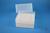 EPPi® Box 122 / 7x7 Löcher, weiss, Höhe 122 mm fix, alpha-num. Codierung, PP....