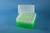 EPPi® Box 122 / 8x8 Löcher, neon-grün, Höhe 122 mm fix, alpha-num. Codierung,...