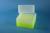 EPPi® Box 122 / 8x8 Löcher, neon-gelb, Höhe 122 mm fix, alpha-num. Codierung,...