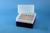 EPPi® Box 122 / 8x8 Löcher, violett, Höhe 122 mm fix, alpha-num. Codierung,...
