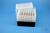 EPPi® Box 128 / 7x7 Löcher, schwarz, Höhe 128 mm fix, alpha-num. Codierung,...