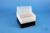 EPPi® Box 128 / 8x8 Löcher, schwarz, Höhe 128 mm fix, alpha-num. Codierung,...