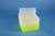 EPPi® Box 128 / 8x8 Löcher, neon-gelb, Höhe 128 mm fix, alpha-num. Codierung,...